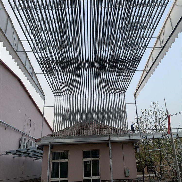 蓬溪悬空电动棚