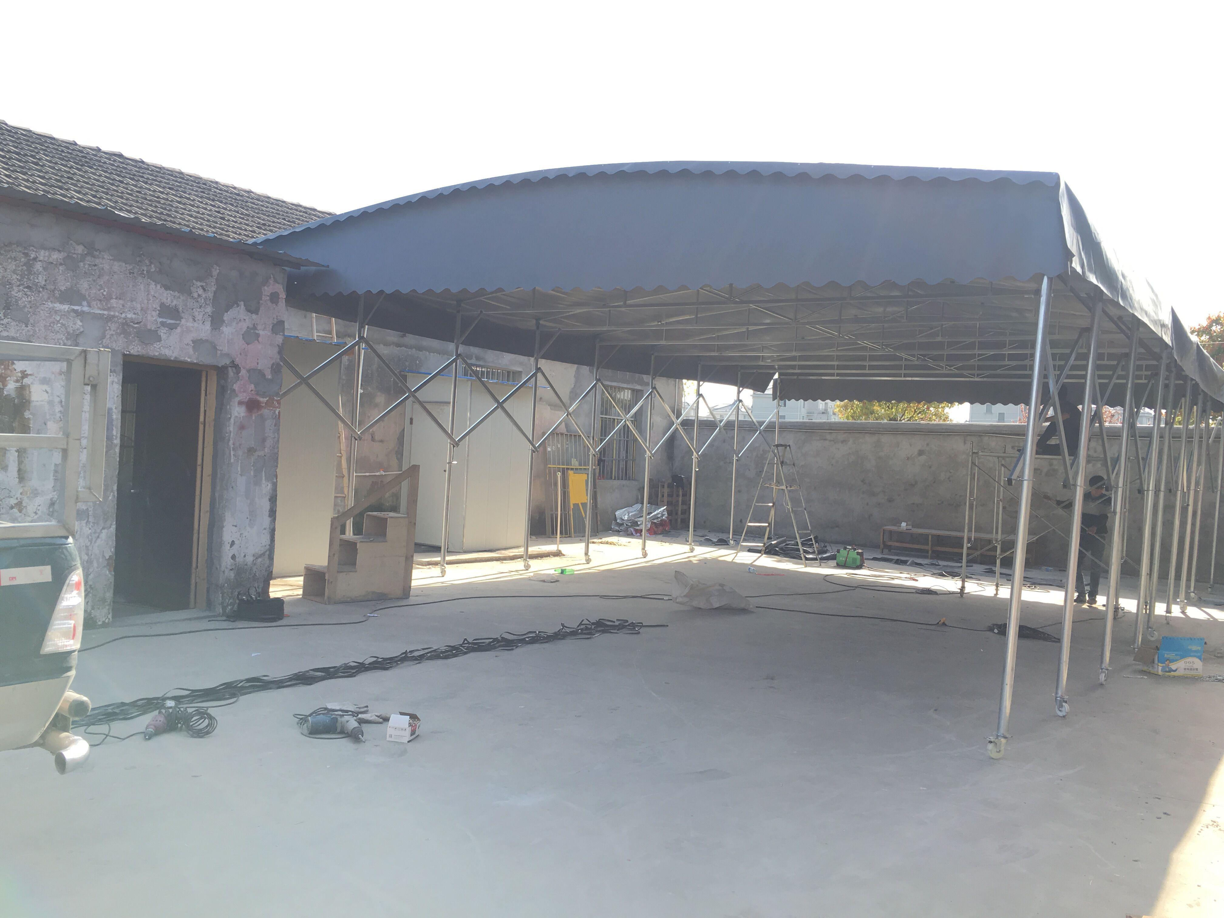庐山活动仓储篷
